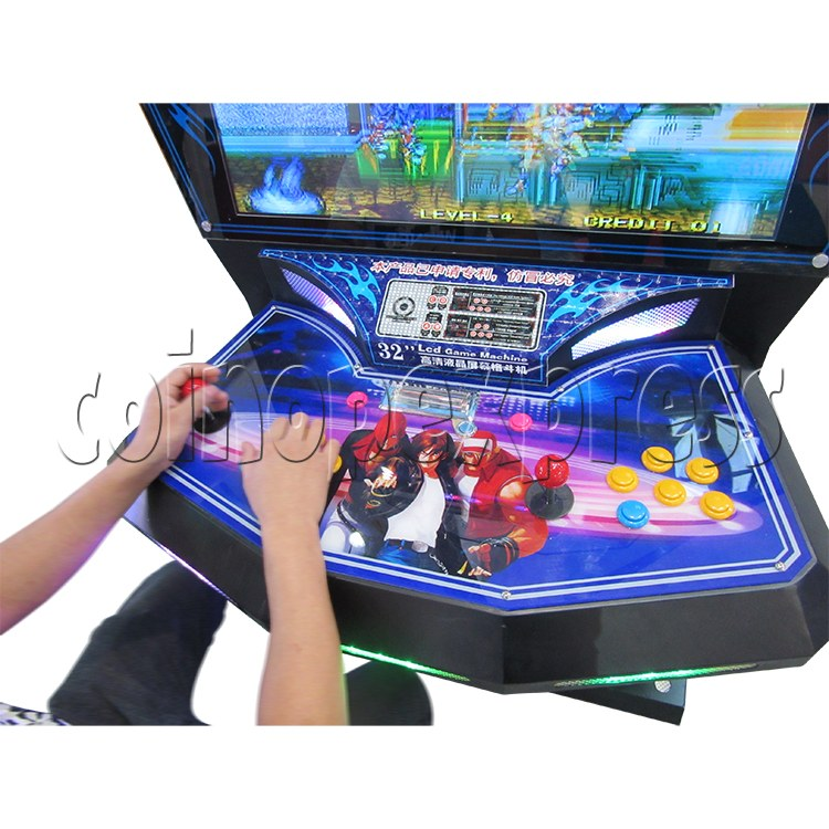 32 inch LCD Game Machine ( 2 players) 34928