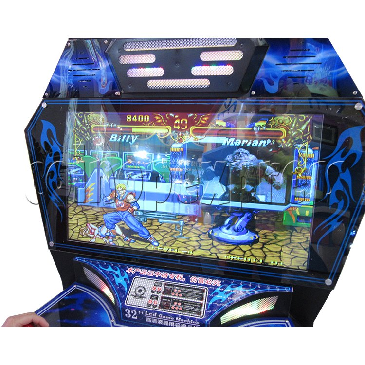32 inch LCD Game Machine ( 2 players) 34929