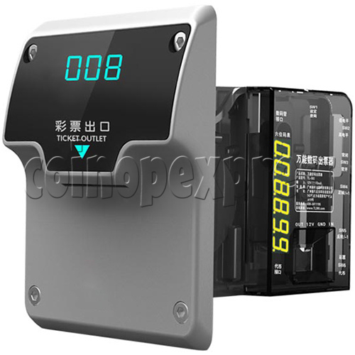 Digital Ticket Dispenser for Ticket Redemption Games machine 35077