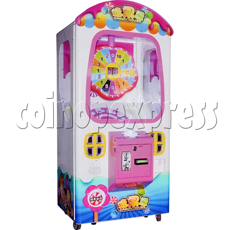 Candy House Prize Machine 35159