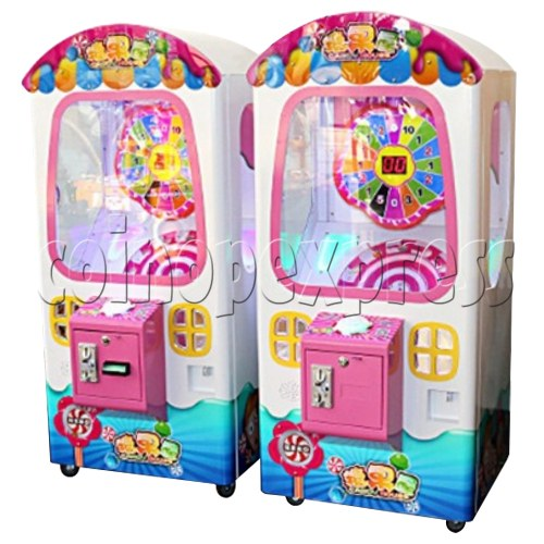 Candy House Prize Machine 35160