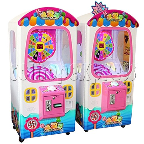 Candy House Prize Machine 35161