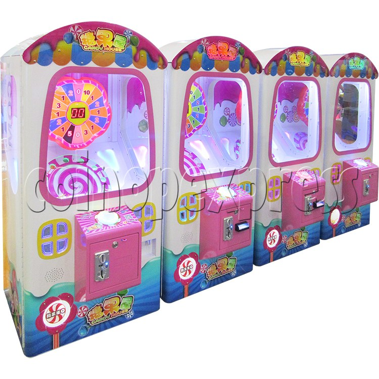 Candy House Prize Machine 35162