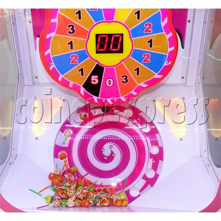 Candy House Prize Machine 35166