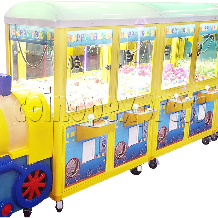 Happy Travel Crane Machine (6 players version) 35345