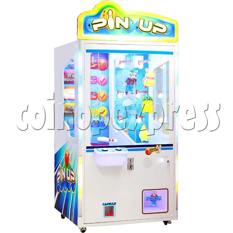 Pin Up Skill Test Prize Machine (Prize Version) 35404
