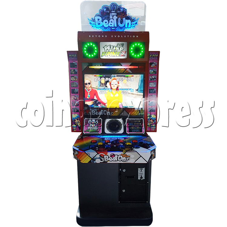 Beat On With Pump It Up Infinity 2017 Dance Game Machine 35709