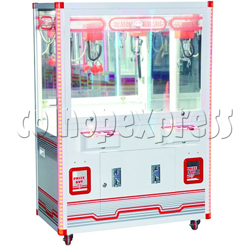 Mini House Candy Crane machine ( two players) 35738