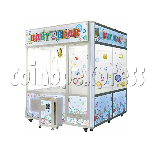 Golden House Giant Crane machine (1 Player)   35746