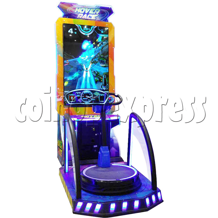 Hover Race Skiing Sport Game 35851
