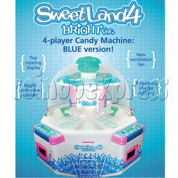 Sweet Land 4 Bright Version 36011