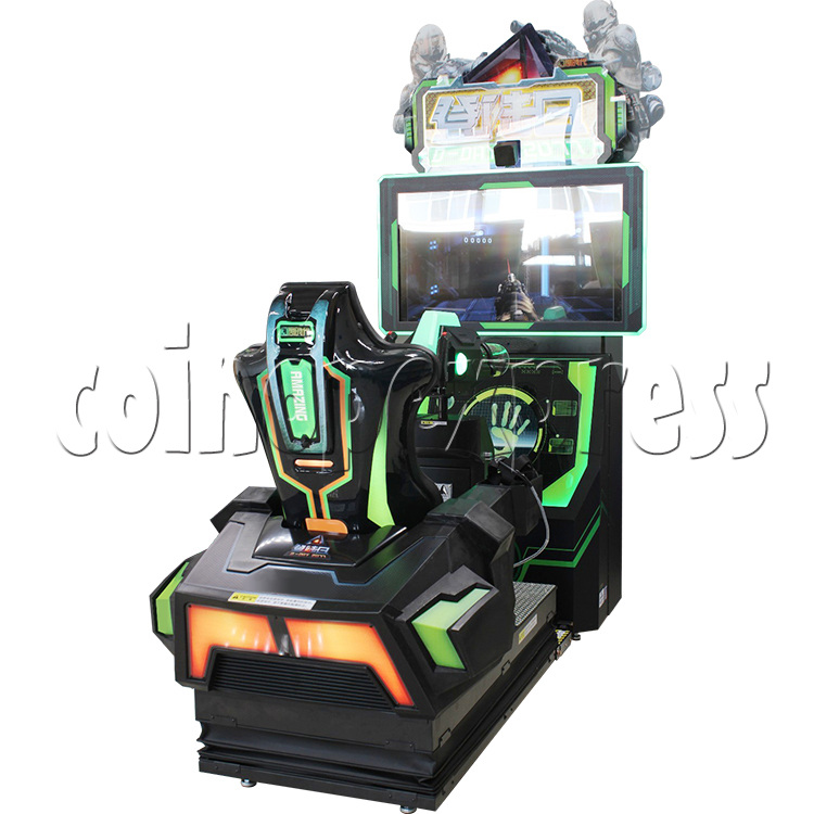 D-Day VR FPS Shooting Arcade Game machine 36042