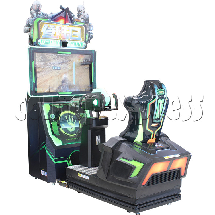 D-Day VR FPS Shooting Arcade Game machine 36045