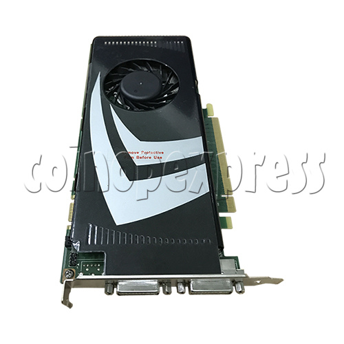 Video card for Initial D8 Infinity machine 36303