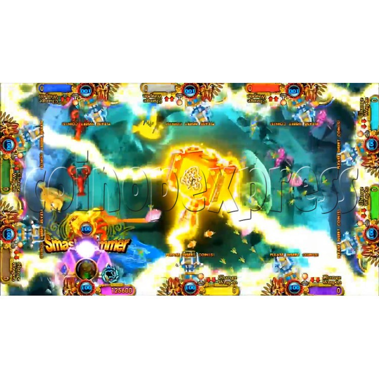 Ocean King 3 Plus Mermaid Legends Fish Game Board Kit China Release Version - screen display-11
