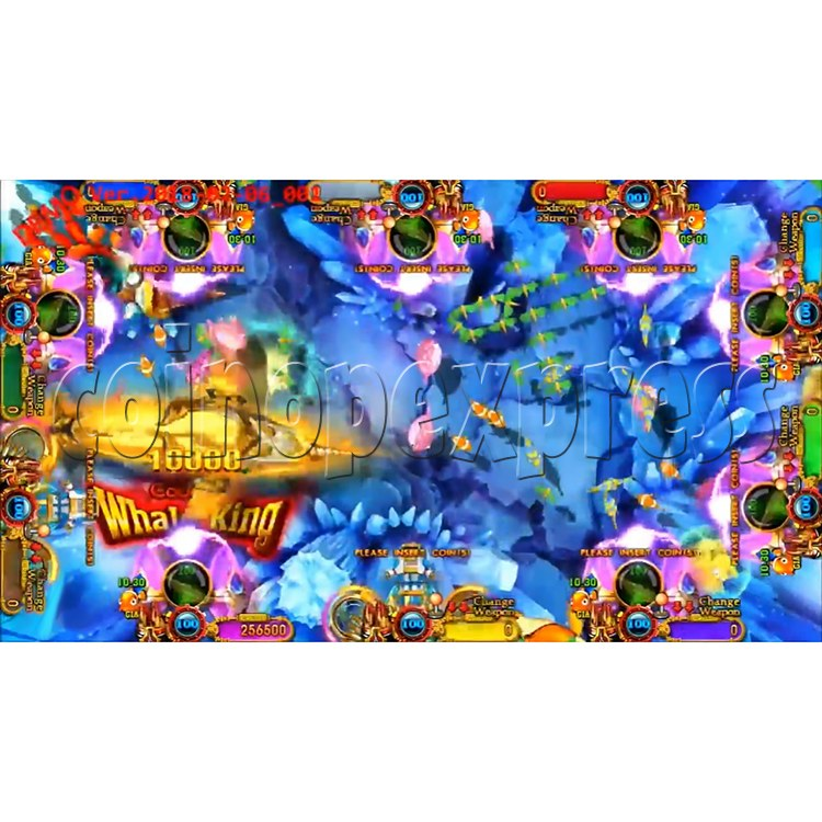 Ocean King 3 Plus Mermaid Legends Fish Game Board Kit China Release Version - screen display-12