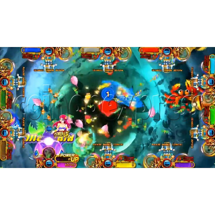 Ocean King 3 Plus Mermaid Legends Fish Game Board Kit China Release Version - screen display-13