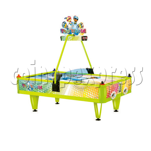 Top World Coin Operated Air Hockey ( 2 players) 36524