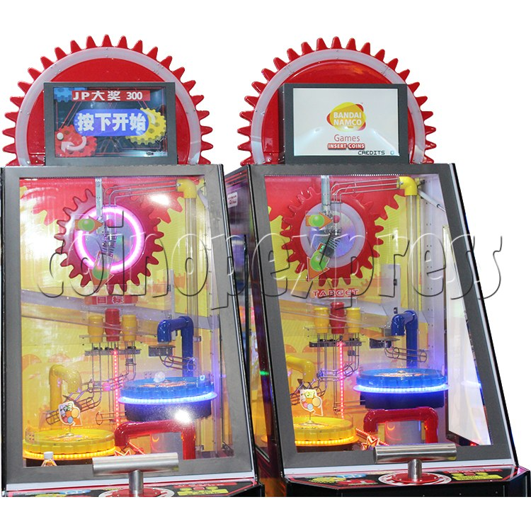 Triple Turn Ball Game Skill Test Redemption Machine 36784