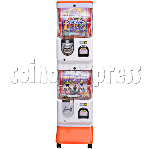 Double Toy Capsule Vending Machine (Standard Version) 36822