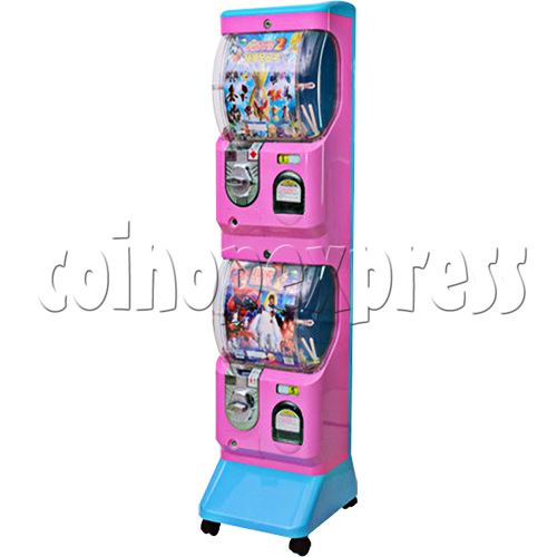 Double Toy Capsule Vending Machine (Standard Version) 36823