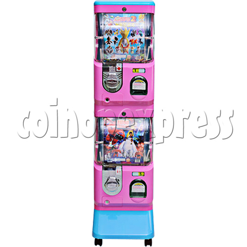 Double Toy Capsule Vending Machine (Standard Version) 36824