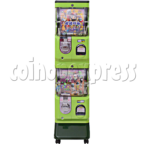 Double Toy Capsule Vending Machine (Standard Version) 36825