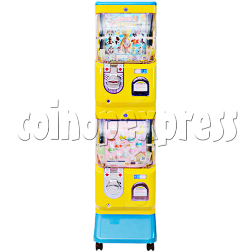 Double Toy Capsule Vending Machine (Standard Version) 36827
