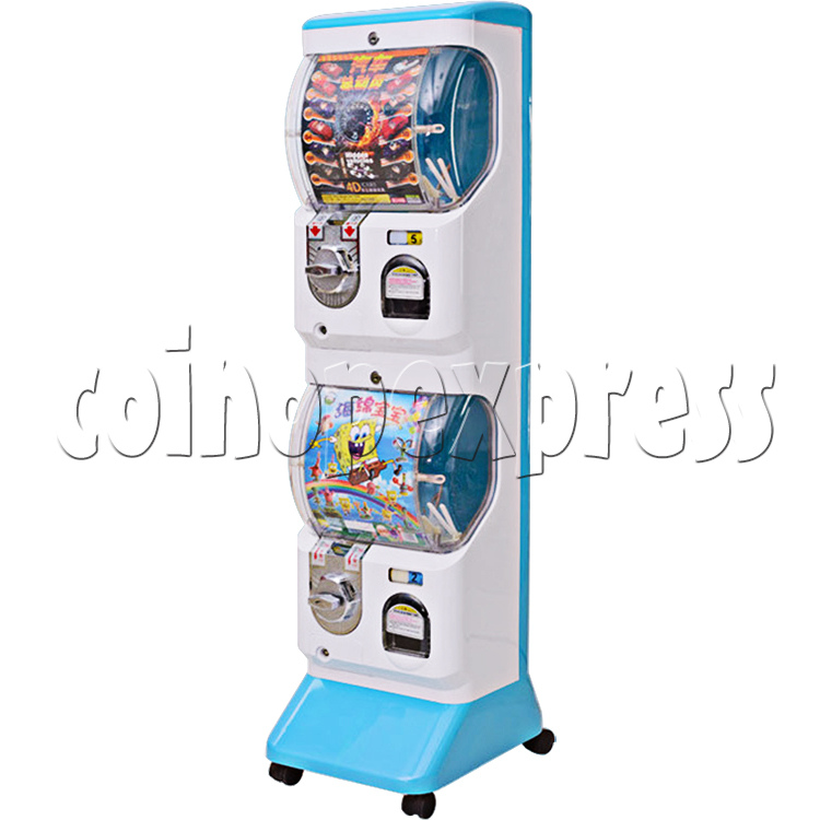 Double Toy Capsule Vending Machine (Standard Version) 36831