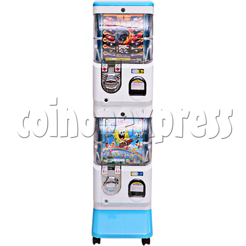 Double Toy Capsule Vending Machine (Standard Version) 36832