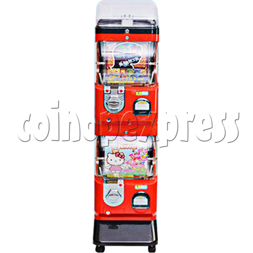 Double Toy Capsule Vending Machine (Deluxe  Version) 36834