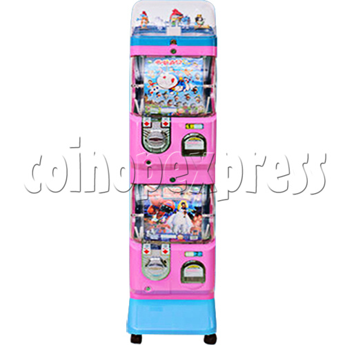 Double Toy Capsule Vending Machine (Deluxe  Version) 36837