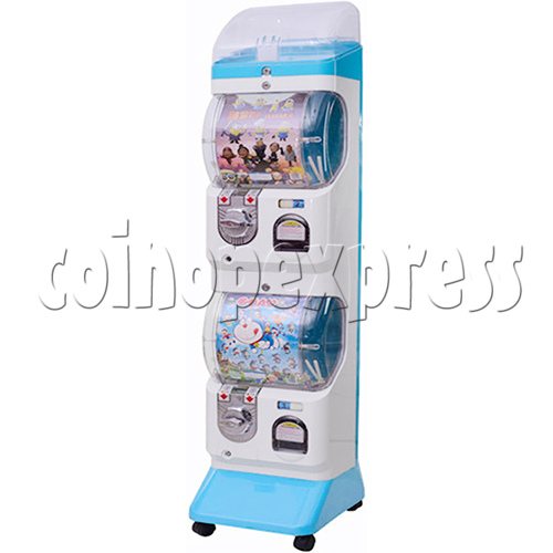 Double Toy Capsule Vending Machine (Deluxe  Version) 36838
