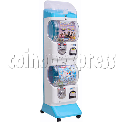 Double Toy Capsule Vending Machine (Deluxe  Version) 36840