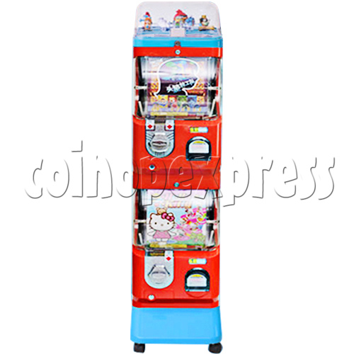 Double Toy Capsule Vending Machine (Deluxe  Version) 36841