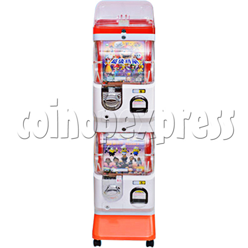 Double Toy Capsule Vending Machine (Deluxe  Version) 36842