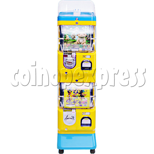 Double Toy Capsule Vending Machine (Deluxe  Version) 36844