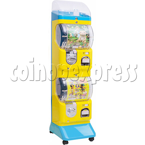 Double Toy Capsule Vending Machine (Deluxe  Version) 36845