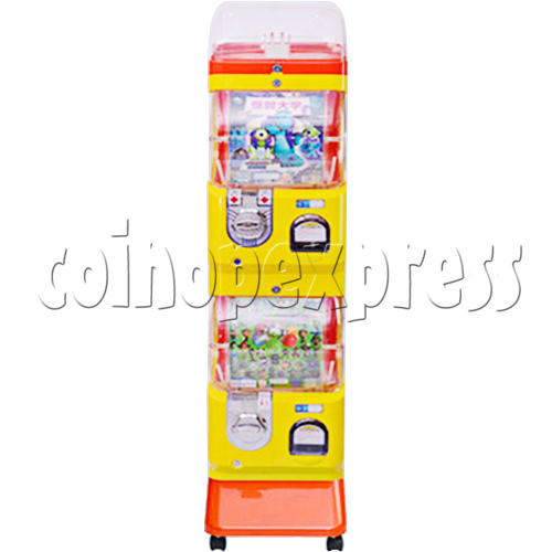 Double Toy Capsule Vending Machine (Deluxe  Version) 36846