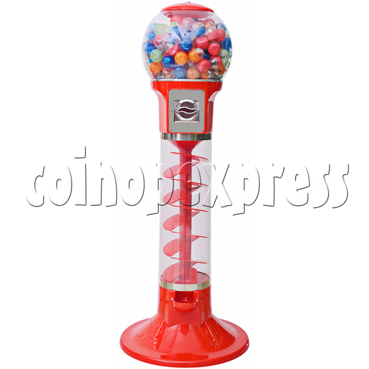 51 inch Spiral Capsule Vending Machine (Deluxe Version) 36852