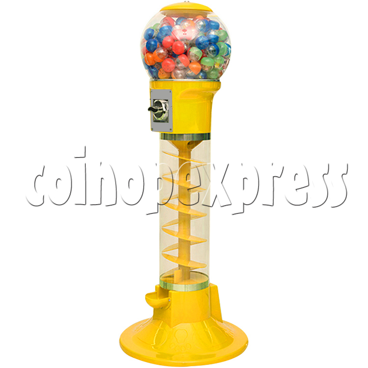 51 inch Spiral Capsule Vending Machine (Deluxe Version) 36855