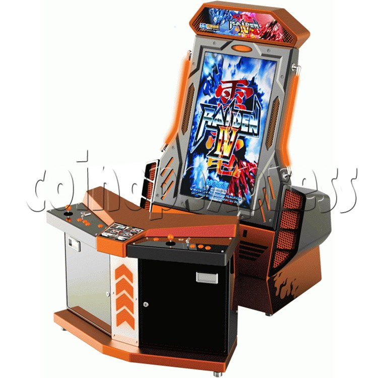"42"" Raiden IV Game Machine 36953"