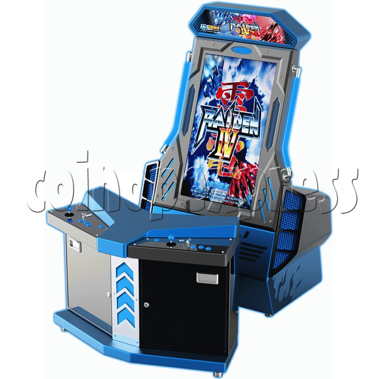 "42"" Raiden IV Game Machine 36954"
