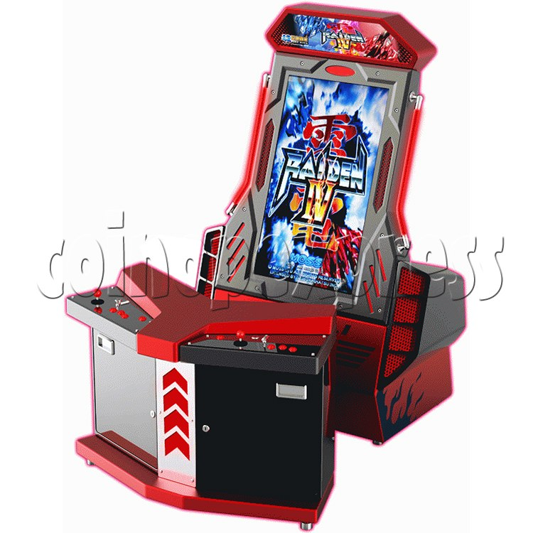 "42"" Raiden IV Game Machine 36955"