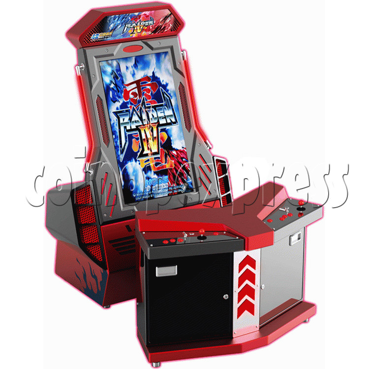 "42"" Raiden IV Game Machine 36956"