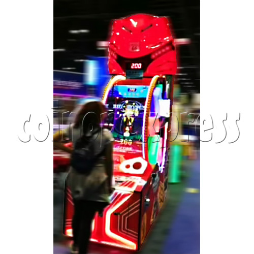 Route 66 Wheel Game Ticket Redemption Machine with 42 inch screen  37068