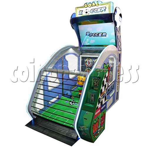 Goal Soccer Sport Game Card Redemption machine 37186