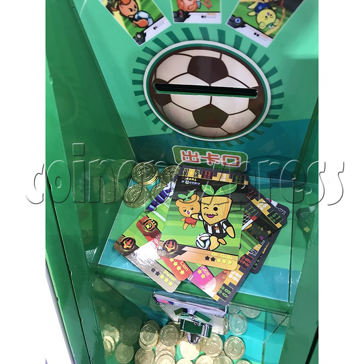 Goal Soccer Sport Game Card Redemption machine 37194