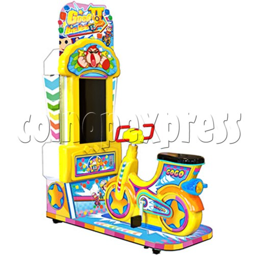Go Go Bicycle Racing Video Game machine (DX Version) 37243