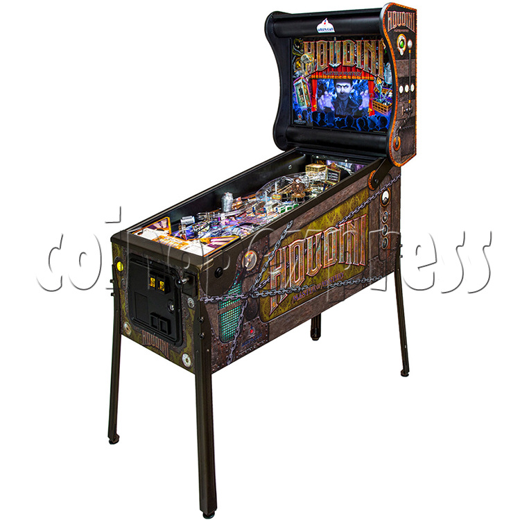 Houdini American Pinball Game Machine 37289